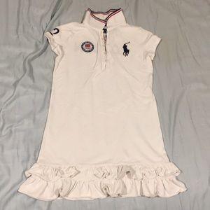 White T-Shirt Dress